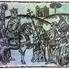 Conversion of the Saxons