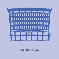 Listor Block, Hamilton