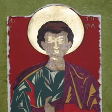 Thomas, after Novgorod icon, 1360