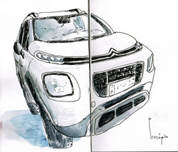 Citroen C3 SUV Aircross