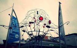 Octopus - Brighton Marina - 2012