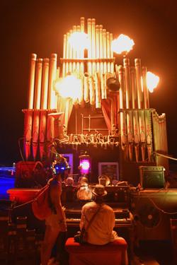Dis Organ, Nowhere Festival, Circus KInetica