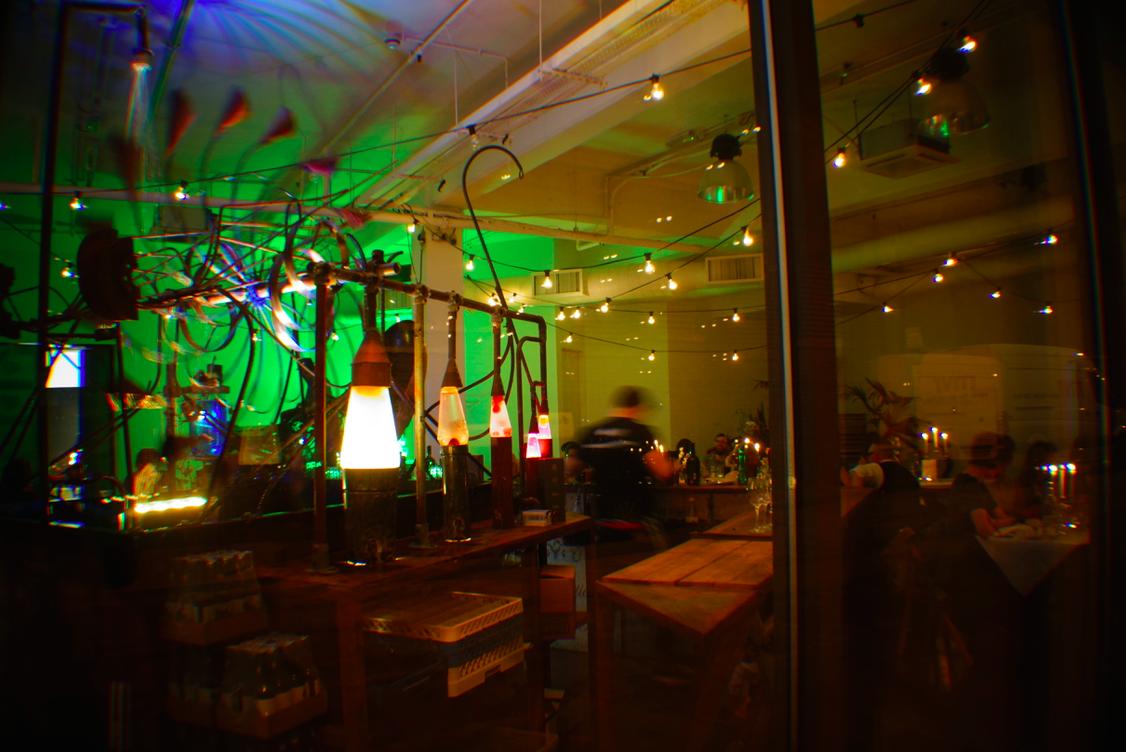 Aspargasm Dinning club - London