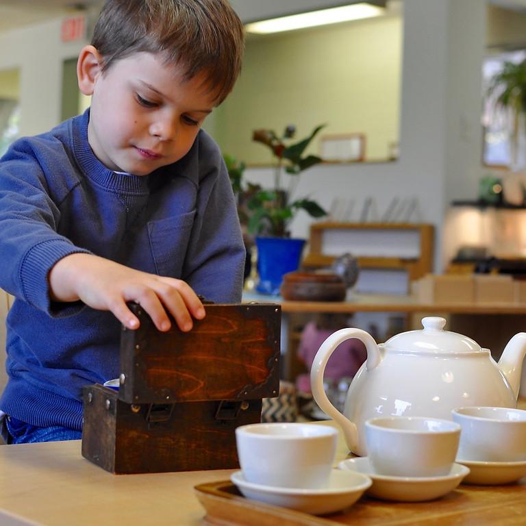 FAMILY EVENT: Grandparents' Tea & Raffle