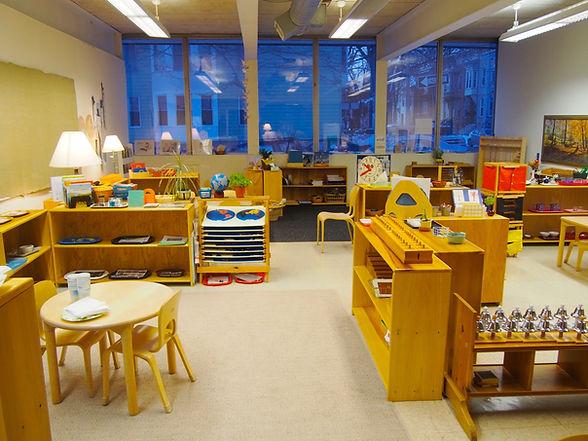 Montessori Early Childhood