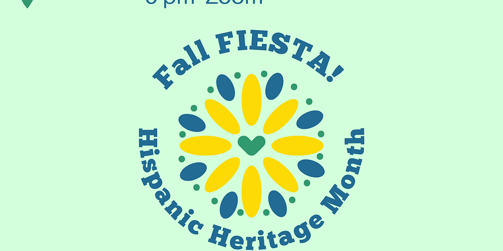 FAMILY EVENT: Fall Fiesta!