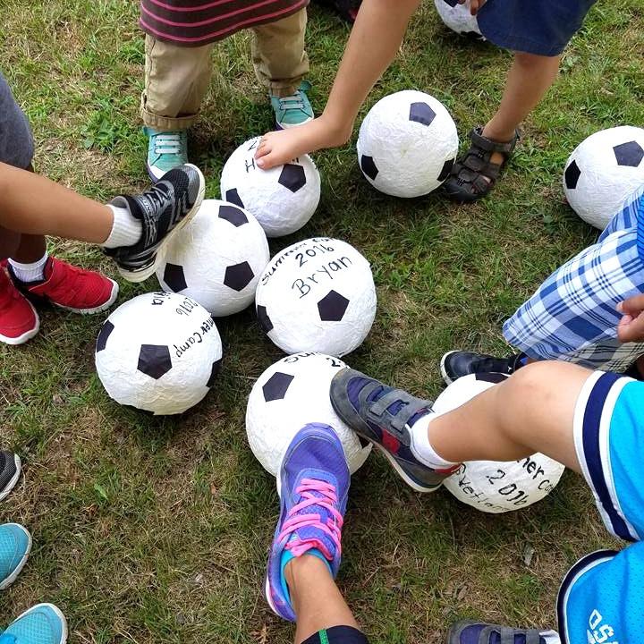 SUMMER CAMP: Soccer & Zumba!
