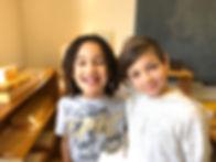 Montessori bilingual Elementary boys 202