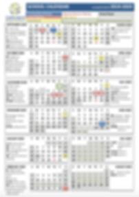CIBM 2019-2020 Calendar REVISED 01.30.20