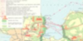 Схема «Дорога жизни», карта «Дорога жизни», Дорога жизни