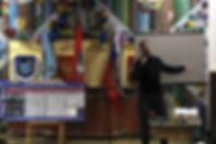 Высоцкий, Аллея Российской Славы, Светоч, выставка памяти Высоцкого, Муханова, Центр музейной педагогики Светоч, Вячеслав Моцардо
