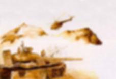 Алимов Владимир Ришадович, вертолёт на чеченской войне
