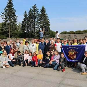 8 сентября 3 день III Международного молодёжного историко-краеведческого слёта