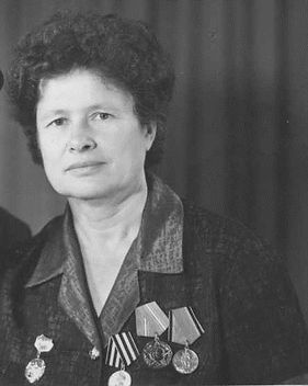 Рождаева Антонина Степановна