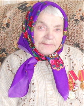 Таранникова Антонина Михайловна