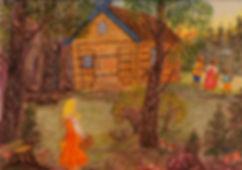 Сланковская, Муханова, левкас, Люблю Россию!, Центр музейной педагогики Светоч