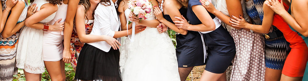 Wedding Guests Wearing Dresses