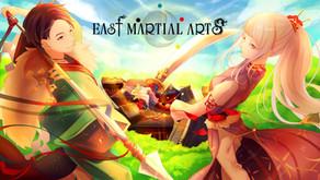 はじめまして、EAST MARTIAL ARTSです