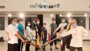 中華剣術セミナーin大阪終了しました