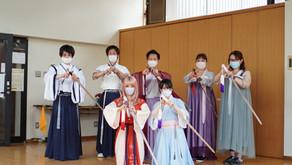 中華剣術教室はじまりました