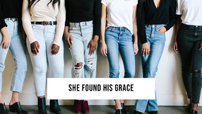 She Found His Grace