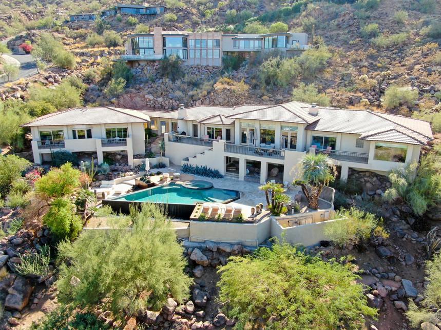 Villa Montana at Sanctuary at Camelback Mountain Resort in Scottsdale, AZ