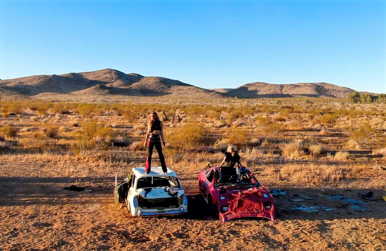 Final Child Music Video - Round Em Up