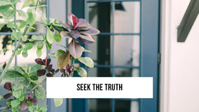 Seek the TRUTH!