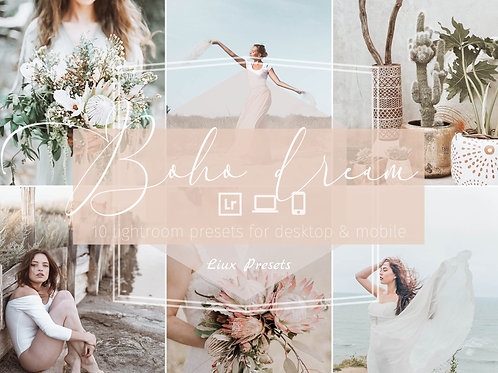 THE BOHO DREAM COLLECTION