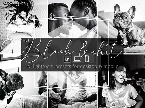 THE BLACK & WHITE COLLECTION