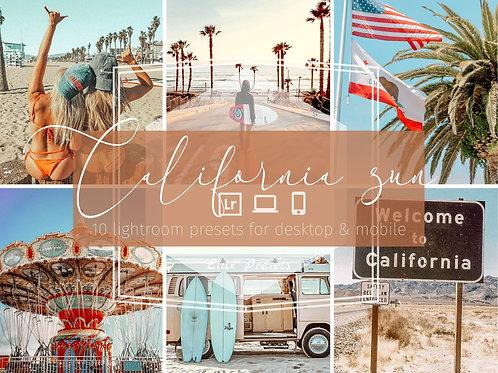 THE CALIFORNIA COLLECTION