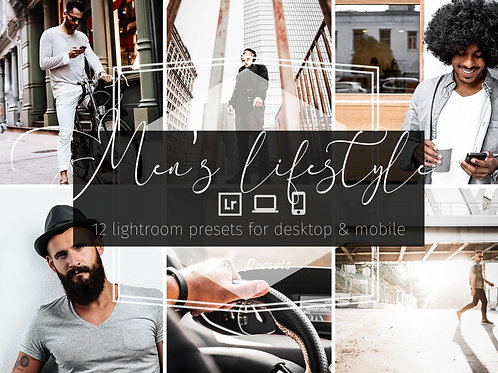 THE MEN'S LIFESTYLE COLLECTION