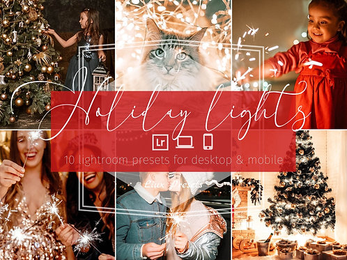 THE HOLIDAY LIGHTS COLLECTION