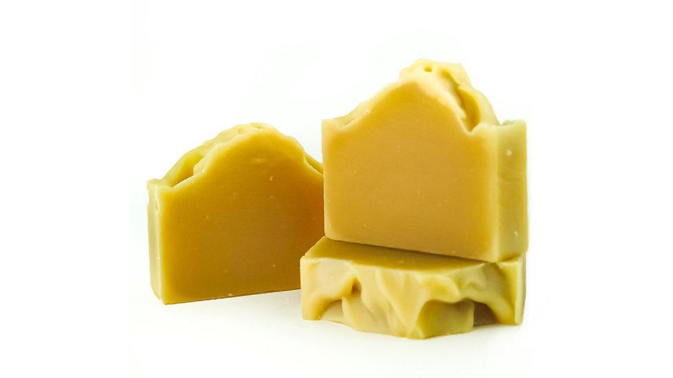 Organic Argan Oil & Mango Butter Natural Shampoo Bar