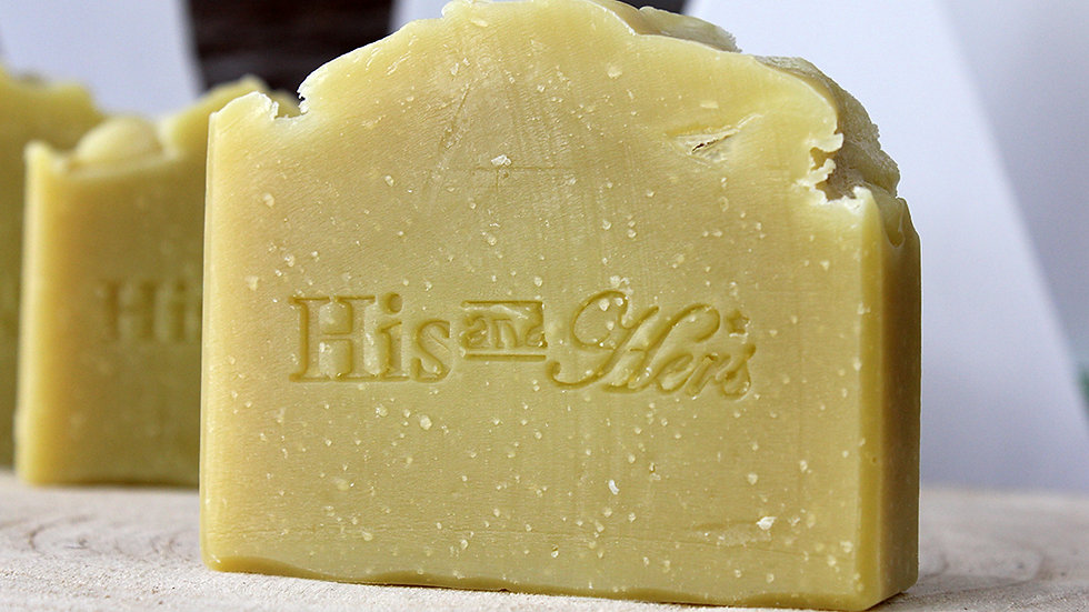 Goat Milk and Hemp Seed Natural Soap