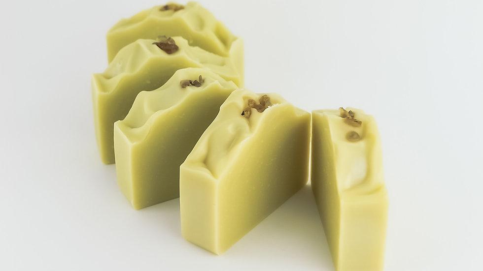 Avocado & Carrot Seed Natural Soap