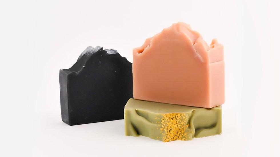 Clay Soap Set
