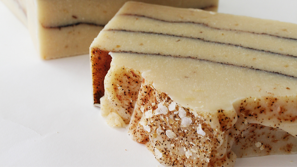 Almond Meal & Almond Milk Natural Soap