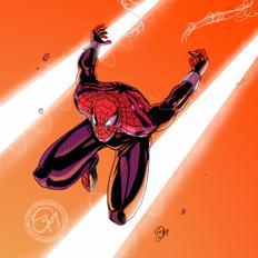 Ben Reilly Spiderman