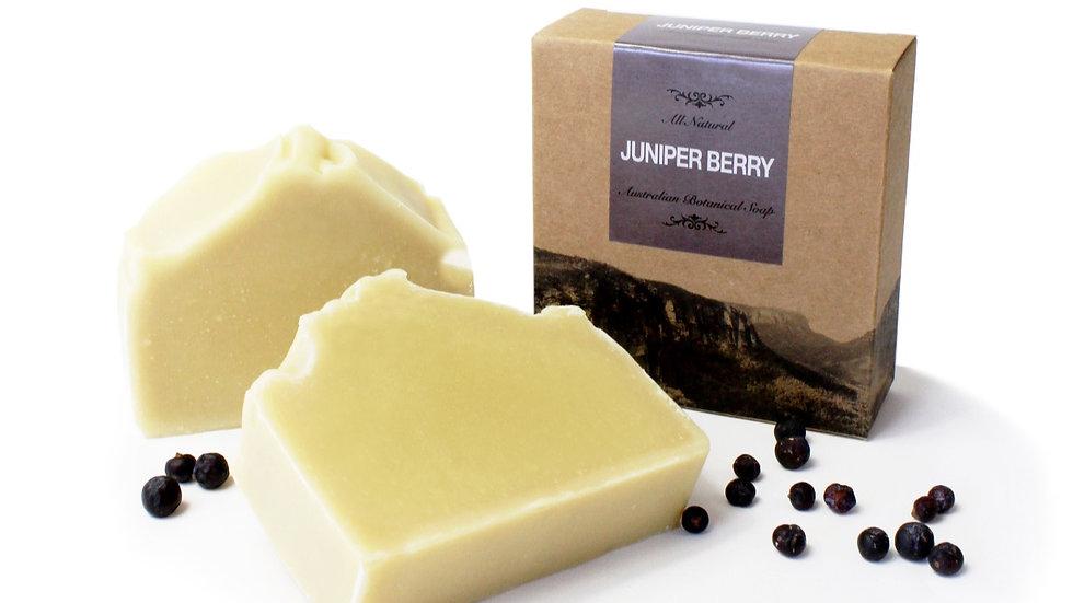 Juniper Berry Natural Shampoo Bar