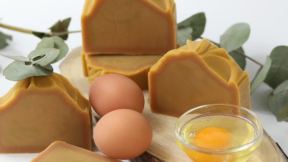 Egg Yolk Soap
