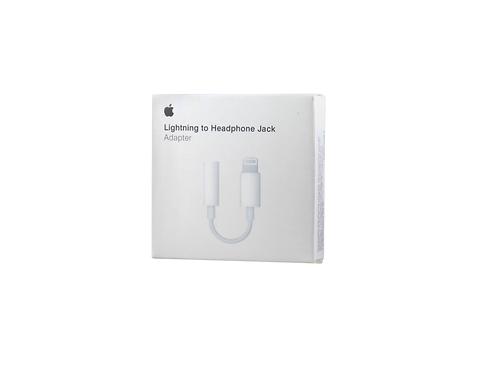 Adaptor Lightning la Jack 3.5mm Apple