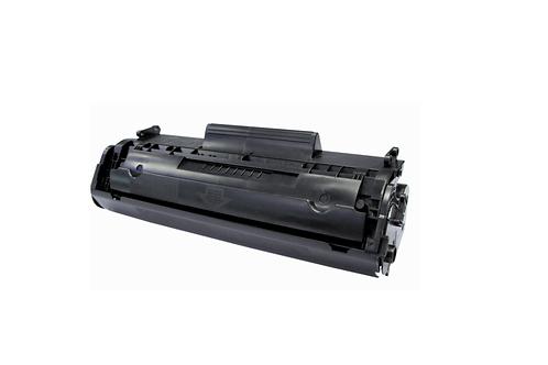 Q2612A compatible toner for HP 12A Black