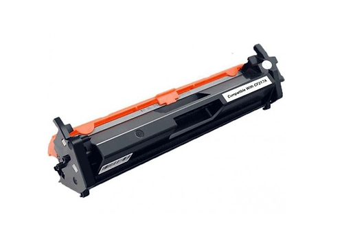 CF217A compatible toner for HP 17A Black