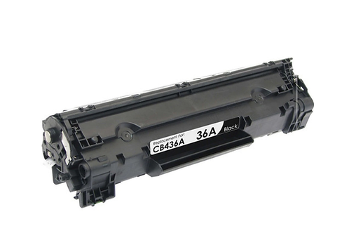 CB236A compatible toner for HP 36A Black