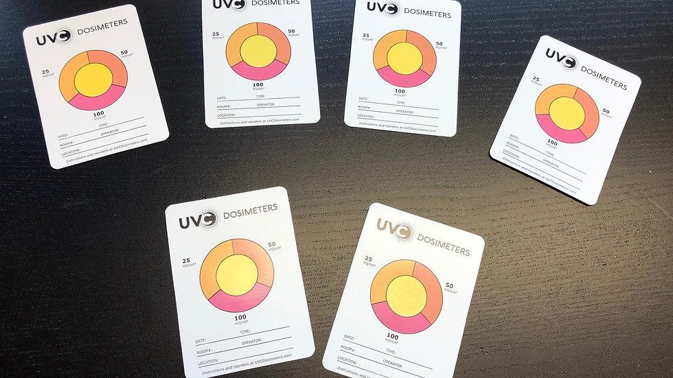 Dosimètres UVC