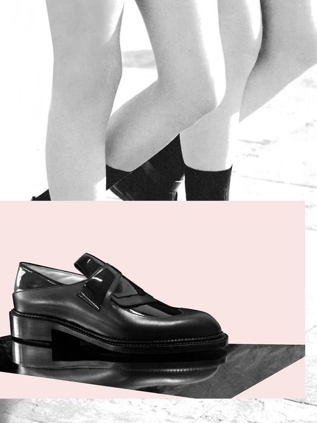 Alek Zira +JM Weston shoes collaboration