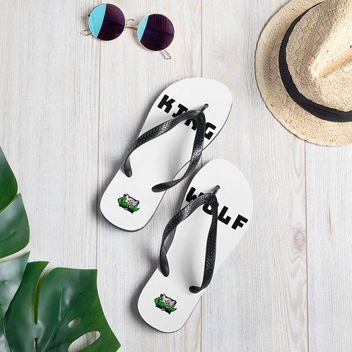 KingWolf Flip-Flops