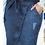 Thumbnail: saia falso transpasse com cinto jeans