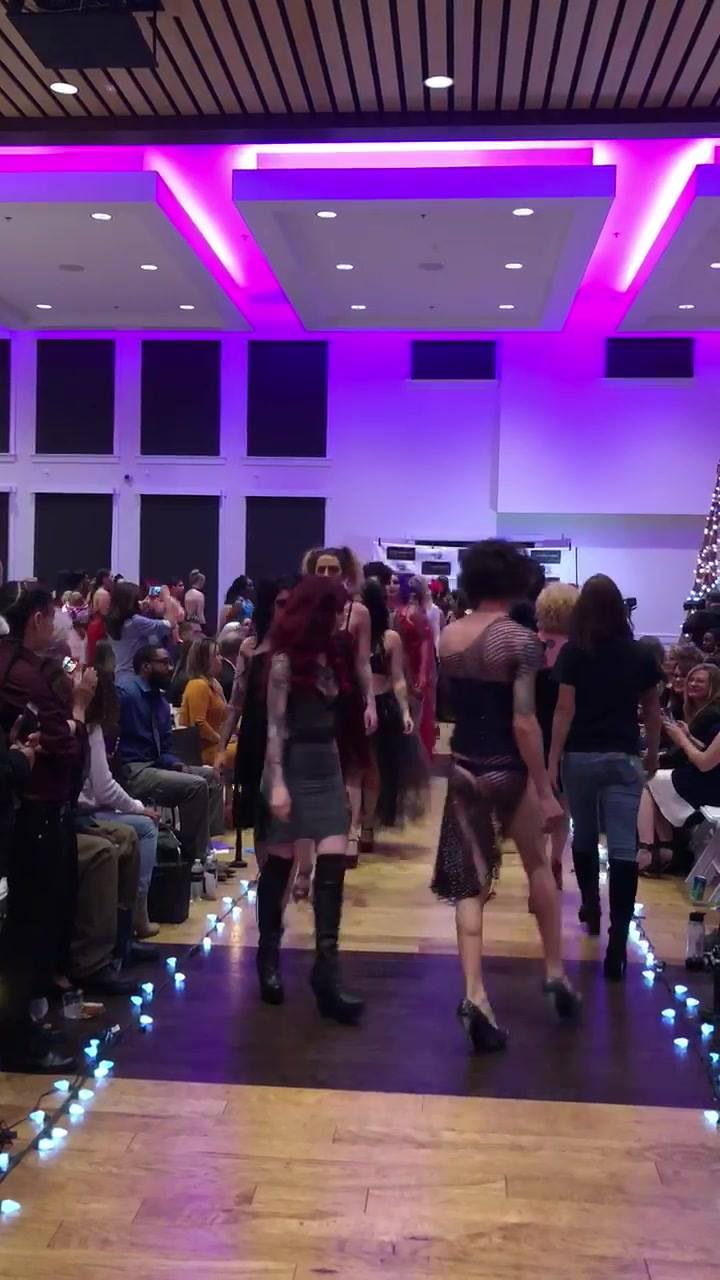 It's a wrap! First night of Denver's Unique Week Of Fashion! Thank you everyone who came out!